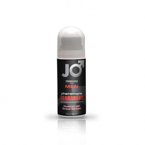 Dezodorant z feromonami - System JO PHR Deodorant Men Women 75 ml Mężczyzna-Kobieta - produkt z kategorii- Feromony