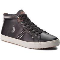 Sneakersy - varan wouck7087w8/y1 blk, U.s. polo assn., 44-45