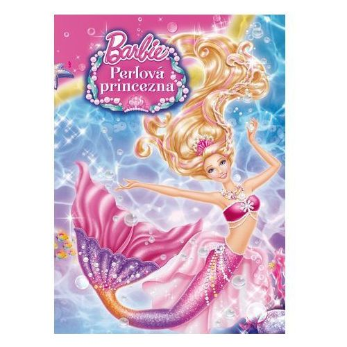 Barbie a perlová princezna Čtení se samolepkami marki Mattel. Najniższe ceny, najlepsze promocje w sklepach, opinie.