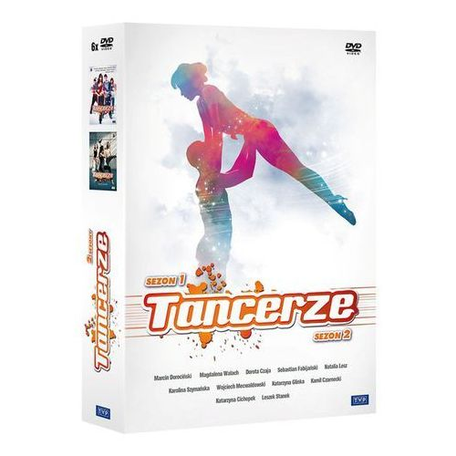 Telewizja polska Tancerze.serie 1-2 (6 dvd) (płyta dvd) (5902600068792)