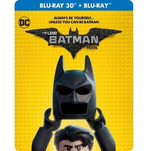 Lego Batman: Film (Steelbook) (Blu-ray) - McKay Chris DARMOWA DOSTAWA KIOSK RUCHU (7321996345863)