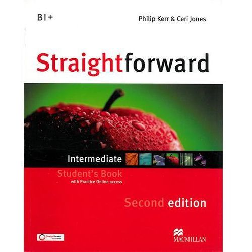 Straightforward Intermediate 2nd Edition Podręcznik + Online Access Code (2012)