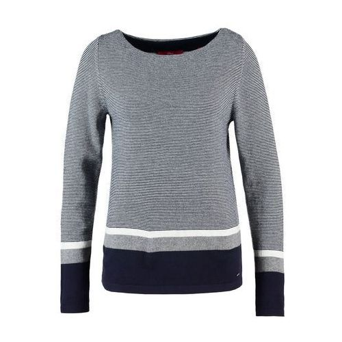 s.Oliver RED LABEL LANGARM Sweter eclipse blue, kolor niebieski