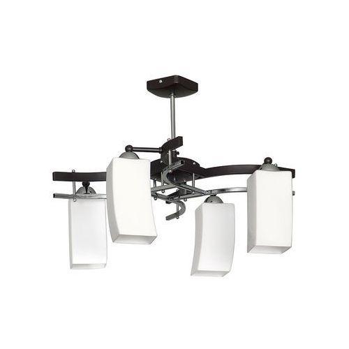 Lampa sufitowa konti 4xe14/60w/230v marki Luminex