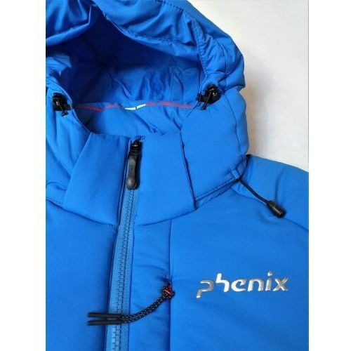 norway alpine ski team middle jacket (ef772kt01-bl2) męska marki Phenix