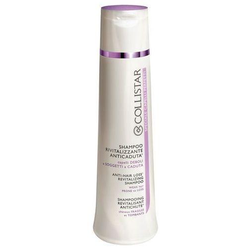 szampon przeciw wypadaniu włosów revitalizing anti hair loss - 250ml marki Collistar