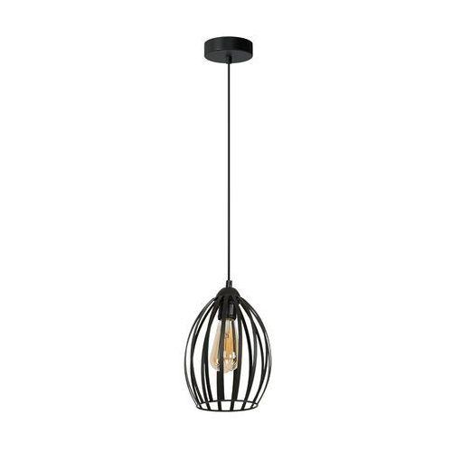 Milagro Lampa wisząca russel black 1xe27 mlp4731 - - sprawdź kupon rabatowy w koszyku