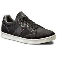 Sneakersy GINO LANETTI - MP07-16901-01 Czarny, w 5 rozmiarach