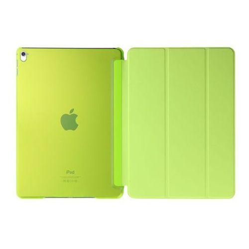 4kom.pl Etui smart case crystal do ipad pro 9.7 zielone - zielony