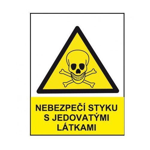 Niebezpieczeństwo kontaktu z substancjami toksycznymi marki B2b partner. Najniższe ceny, najlepsze promocje w sklepach, opinie.