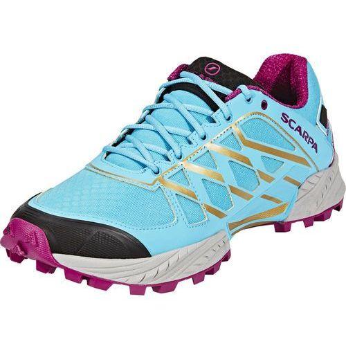 Scarpa neutron buty do biegania kobiety fioletowy/turkusowy 42 2017 buty trailowe
