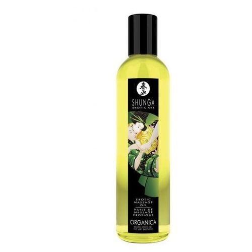 Shunga (can) Shunga - exotic green tea organic massage oil 250 ml