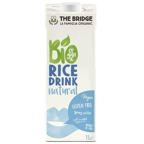 Napój Mleko Ryżowe Naturalne 1L - The Bridge - EKO HIT!