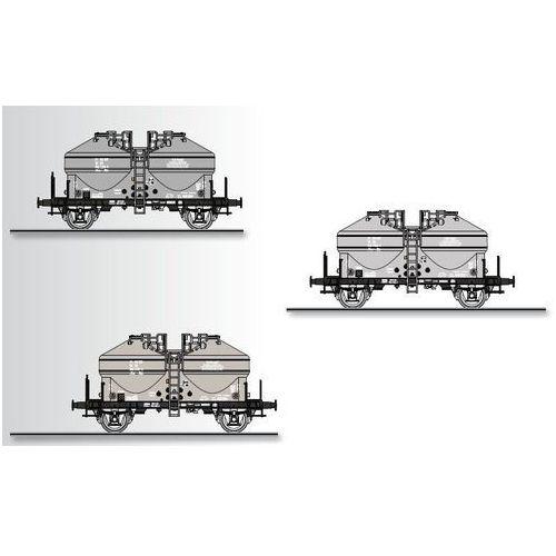 Tillig Zestaw wagonów silos typ ucs / 3szt.  01687 (4012501016875)