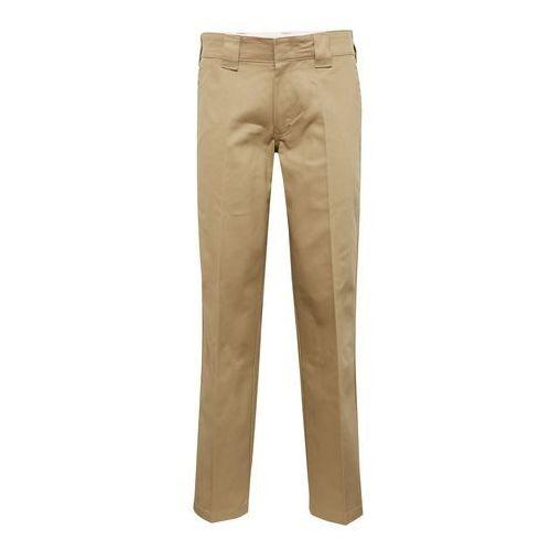spodnie w kant 'cotton 873' ciemny beż, Dickies