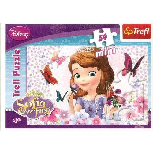 Puzzle 54 mini Księżniczka Zosia 2 TREFL