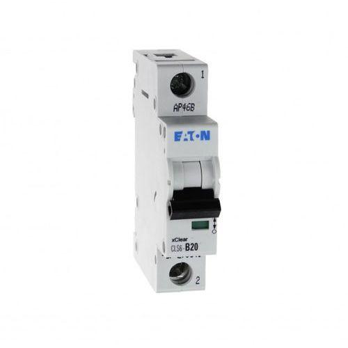 Eaton Wyłącznik nadprądowy 1p cls6 b 20a 6ka ac 270341 electric