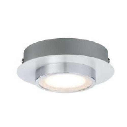 Liao LED oprawa sufitowa 1-lampowa 4,7 W Matowa biel / chrom, PAULMANN 70942