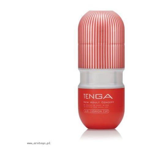 Tenga  onacup air cushion red masturbator imitujący seks klasyczny czerwony (4560220550212)