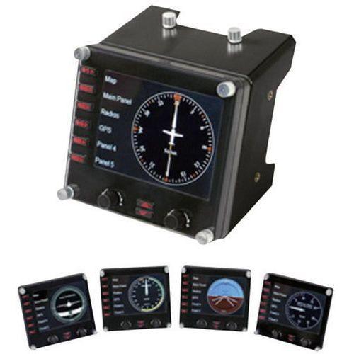 g saitek pro flight instrument panel usb (945-000008) darmowy odbiór w 20 miastach! marki Logitech