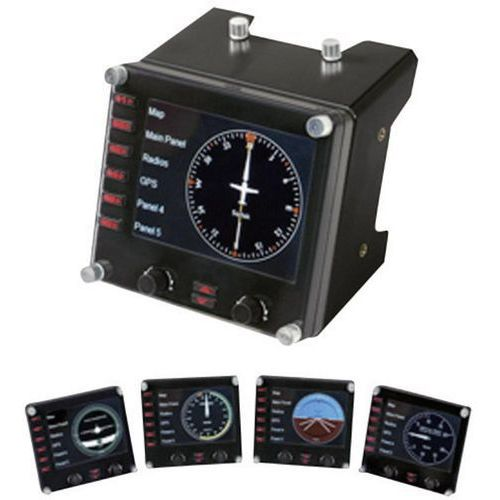 Logitech G Saitek Pro Flight Instrument Panel USB (945-000008) Darmowy odbiór w 20 miastach!