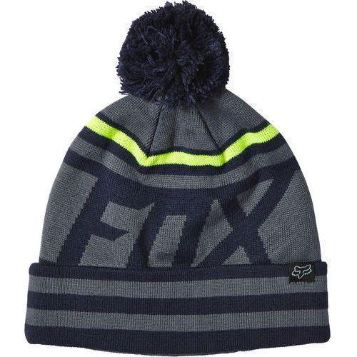 FOX czapka męska Fist Up Beanie UNI ciemny niebieski