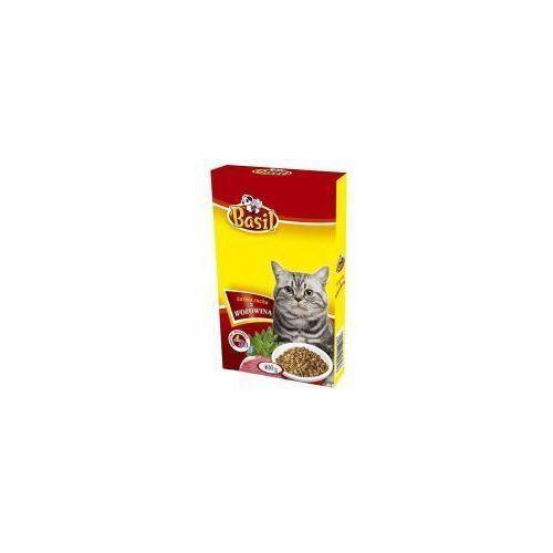 Hp Karma dla kota z wołowiną basil dry 400 g