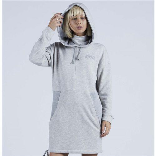 bluza NIKITA - Boreal Po Hoody Ghost Grey (GHO) rozmiar: XS