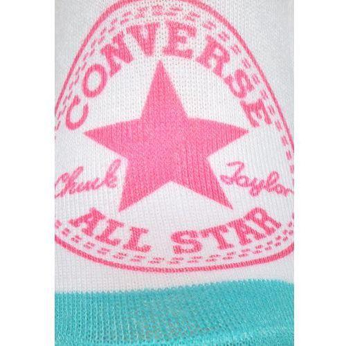 Converse 3 PACK Stopki whiteteal whitebright green white