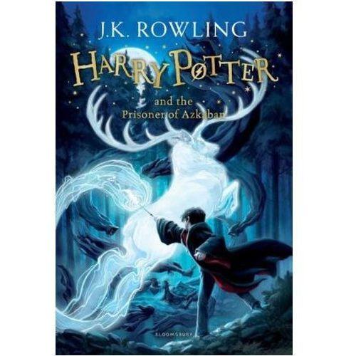 Harry Potter and the Prisoner of Azkaban, J.K. Rowling