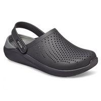 Crocs LiteRide Clogs Black/Slate Grey M12 (46,5), kolor czarny