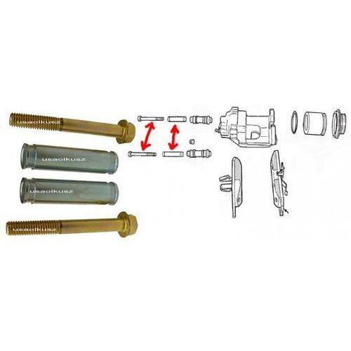 Prowadnice + śruby przedniego zacisku jeep cherokee xj 1990-2001 marki Betterbrakeparts