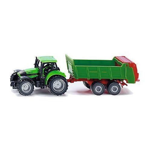 OKAZJA - Traktor z przyczepą marki Siku