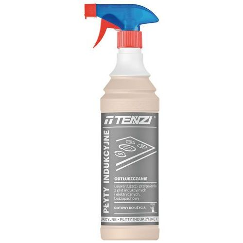 płyty indukcyjne, h-10 (600 ml) – do tłustych zanieczyszczeń z płyt indukcyjnych i elektrycznych marki Tenzi