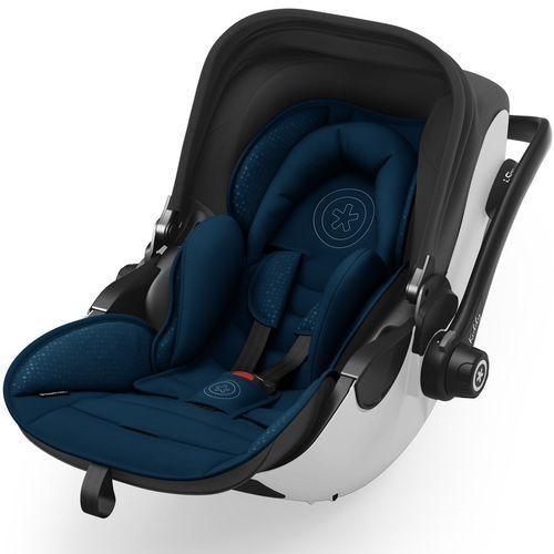 Kiddy fotelik samochodowy evoluna i-size 2+isofix baza 2 mountain blue (4009749366886)