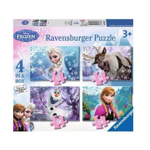 4w1 frozen marki Ravensburger