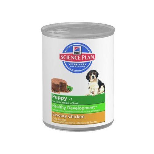 Hills Hill's canine puppy chicken - puszka 12x370g