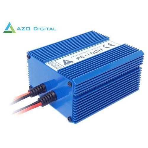 Przetwornica napięcia 10÷30 VDC / 13.8 VDC PC-100H-12V 100W IZOLACJA GALWANICZNA Wodoszczelna - pełna izolacja IP67 (5905279203594)