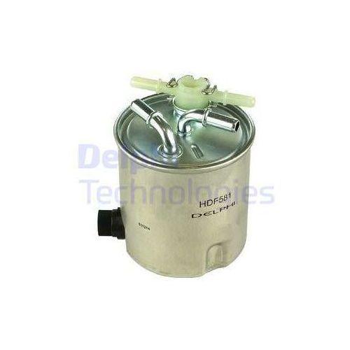 Filtr paliwa DELPHI HDF581