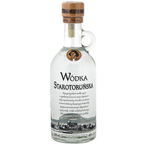 Wódka Starotoruńska 0,5 L (5901064777004)