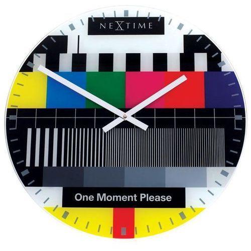 NeXtime - zegar ścienny Testpage