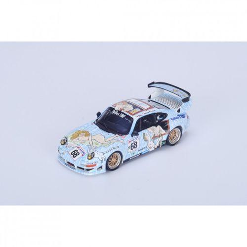 Porsche 911 GT2 #68 E. Graham/J.L. Maury-Laribiere/H. Poulain Le Mans 1998 - DARMOWA DOSTAWA!