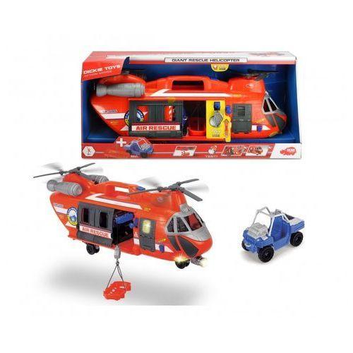 Dickie Duży helikopter ratunkowy, 56 cm (4006333010057)