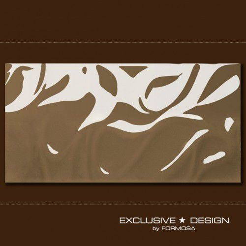płytka 3d silk brown 600x300x8 mm a-tgl08xx-019 marki Midas
