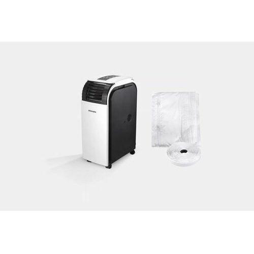 Dimplex - najlepsze ceny Klimatyzator przenośny dimplex pc 35 amb -3,5 kw-chłodzi grzeje ok 40m2 + uszczelka do okna gratis -gwarancja najniższej ceny