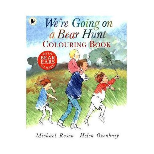 We're Going on a Bear Hunt (9781406361919)