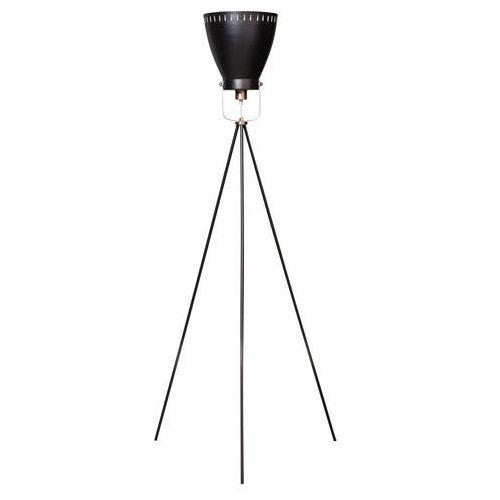 Lampa podłogowa Acate 1 czarna miedź ETH