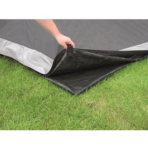 Easy Camp Hurricane 500 Akcesoria do namiotu czarny 2018 Podkłady pod namiot