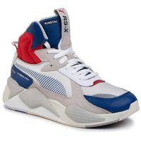Puma Sneakersy - rs-x midtop utility 369821 02 galaxy blue/puma white