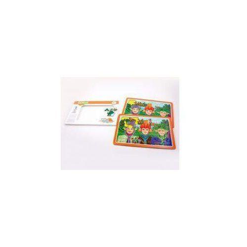 Domisie - Puzzle znajdź 5 różnic-Trzej Przyjaciele (5906395762309)